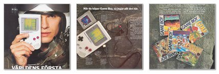 Nintendo Reklamblad Game Boy 1990-Preview