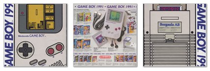 Nintendo Reklamblad Game Boy 1991-Preview