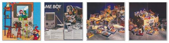 Nintendo Reklamblad Game Boy 1992-Preview