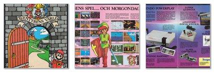 Nintendo Reklamblad NES 1988-Preview