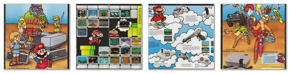 Nintendo Reklamblad NES 1989-Preview