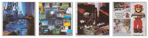 Nintendo Reklamblad NES 1990-Preview