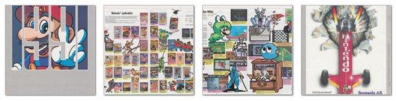 Nintendo Reklamblad NES 1991-Preview