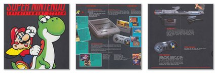 Nintendo Reklamblad Super NES 1992-Preview
