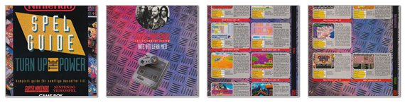 Nintendo Spelguide 1993-Preview