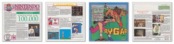 Nintendo Videospelklubb Nr 13 Mars 1990-Preview